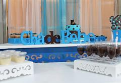 (mffproducoes) Tags: azul barriga fotografia festa grvida chdebeb sejavocmesmo mffprodues