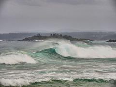 Rough Sea V (elphweb) Tags: ocean sea seaside waves bigwaves roughsea bigocean falsehdr
