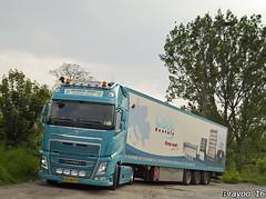 Bouwman Groep (NL) (Brayoo) Tags: new truck volvo transport lorry trucks trans lkw tir camoin bouwman euro6 camioin