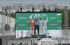 Podium ceremony (sbeaudoin01) Tags: ca canada race montral f1 grandprix podium formulaone qubec scuderiaferrari lewishamilton sebastianvettel valtteribottas mercedesamgpetronas williamsmartiniracing