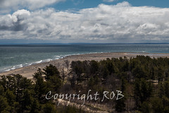 Michigan_North-0835.jpg (CitizenOfSeoul) Tags: usa lighthouse michigan may greatlakes northamerica upperpeninsula lakesuperior whitefishpoint 2016