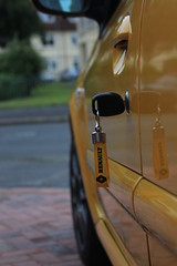 LY 182 27-06-16 019 (AcidicDavey) Tags: yellow clio renault liquid 182 renaultsport