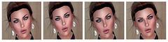 ~121~ Pages Of Gold (Ana ~ Fashion Graffiti Blog) Tags: fashion monalisa secondlife ikon secrets justbecause maitreya littlebones shabbytabby lelutka collabor88 cosmeticfair 7deadlys{k}ins {zoz} anlarposes ltdtheevent vintagefair2016 tropicalsummerfair