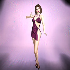 LuceMia - .::PiNKCHERRY::. (MISS V ITALY 2015  4th runner up MVW 2015) Tags: fashion models sl sexi pinkcherry