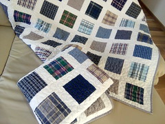 IMG_20160211_135014 (irina_vykhrestiuk) Tags: modern quilt handmade homemade twin kid child patchwork bedding bed quilting memory throw