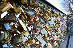 Pont des Arts (Luiz Felipe Martins) Tags: europeanunion france rpubliquefranaise francia frankreich frankrijk paris pris thecityoflight lavillelumire ledefranceregion panam parisiens pontdesarts cadeadosdoamor passerelledesarts cidadedoamor nikon d7100 love bridge pontsdeparis parisbridges padlock lovelocks