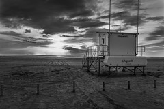 Lifeguard Station, Ainsdale, (tabulator_1) Tags: ainsdale southport lifeguards