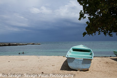 IMG_9205 (Ron Savage - Savage Vistas Photography) Tags: dominicanrepublic stormclouds boysswimming samanatrip