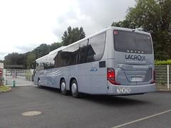 Lacroix Setra S 417 UL immatricul EC-902-HD (95) n1045 (couvrat.sylvain) Tags: autocar car cars lacroix beauchamp setra s 415 ul s415ul