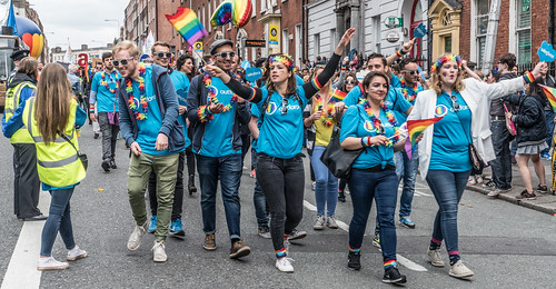 PRIDE PARADE AND FESTIVAL [DUBLIN 2016]-118178