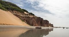 Brazil - Icapu (Nailton Barbosa) Tags: brasil brazil brasile bresil brsil nordeste ne cear ce icapui icapu praia de ponta grossa mar oceano falsia falsias litoral dunas cliff dunes                      brezilya