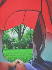 (Meg4nnn) Tags: morning camping sleeping summer feet nature beautiful grass landscape scenery view tent adventure explore campout sleepingbag airmattress summermorning iphonephoto vsco