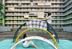 Hong Kong Public Housing (WILL-WL) Tags: lx100 publichousing hk hongkong hkg lumix
