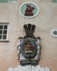 "20160620-UK Trip-Portmeirion & Aberystwyth-0003 (kuminiac) Tags: 2016 wales portmeirion village ""mediterranean village"" ""italian ""fantasy resort oceanside ""the prisoner"" aberystwyth ""national library wales"" library"" snowdonia cymru scenery mountains hillside hills mountain uk ""united kingdom"""