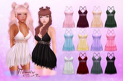 Memoire by Sweet Thing. @ Collabor88 (Sweet Thing.) Tags: dress lace sl secondlife c88 sweetthing maitreya collabor88 fitmesh