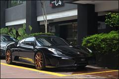 Black & Gold....MATCH! (Khoo Xotics) Tags: car italian exotic malaysia kualalumpur supercar ferrarif430scuderia