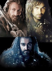 The Line of Durin (MarkeSharke) Tags: lotr lordoftherings tolkien kili dwarves fili middleearth thorin thehobbit durinsfolk