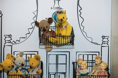 """Фотоотчет с 10-й выставки кукол и медведей Moscow Fair из """"Мишкаград"""""""