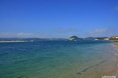Bahia de Santoa. (Howard P. Kepa) Tags: cantabria santoa marcantabrico puntal bahia montes costa