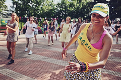 *** (cheshireboy) Tags: girl dance dancing dancinggirl dancingpeople dancingwoman woman women brazil minsk belarus ilovefsp summer smile color digital fuji fujifilm fujifilmx100sraw fujix100sraw fujifilmx100s fujix100s