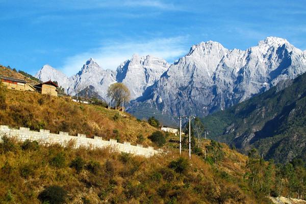 Núi tuyết Mai Lý