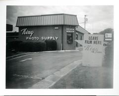 (.tom troutman.) Tags: polaroid land 250 analog instant film blackandwhite fuji fp3000b va wv