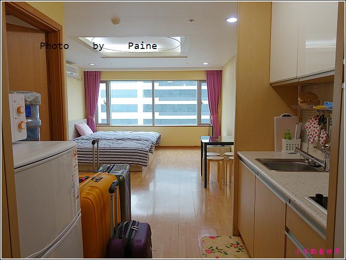 首爾弘大享受民宿NJoy Residence Seoul (7).JPG