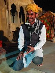 Issaq Ali (Niyantha) Tags: travel musician india ali streetmusic folkmusic jaisalmer rajasthan ghazal nusrat ghulam qawwali