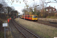 Tyne and Wear Metro-Metrocars 4005 and 4080 arriving into Tynemouth (CoachAlex1996) Tags: light england train newcastle metro north transport rail railway tyne system wear east transportation network passenger tyneandwearmetro metrocar