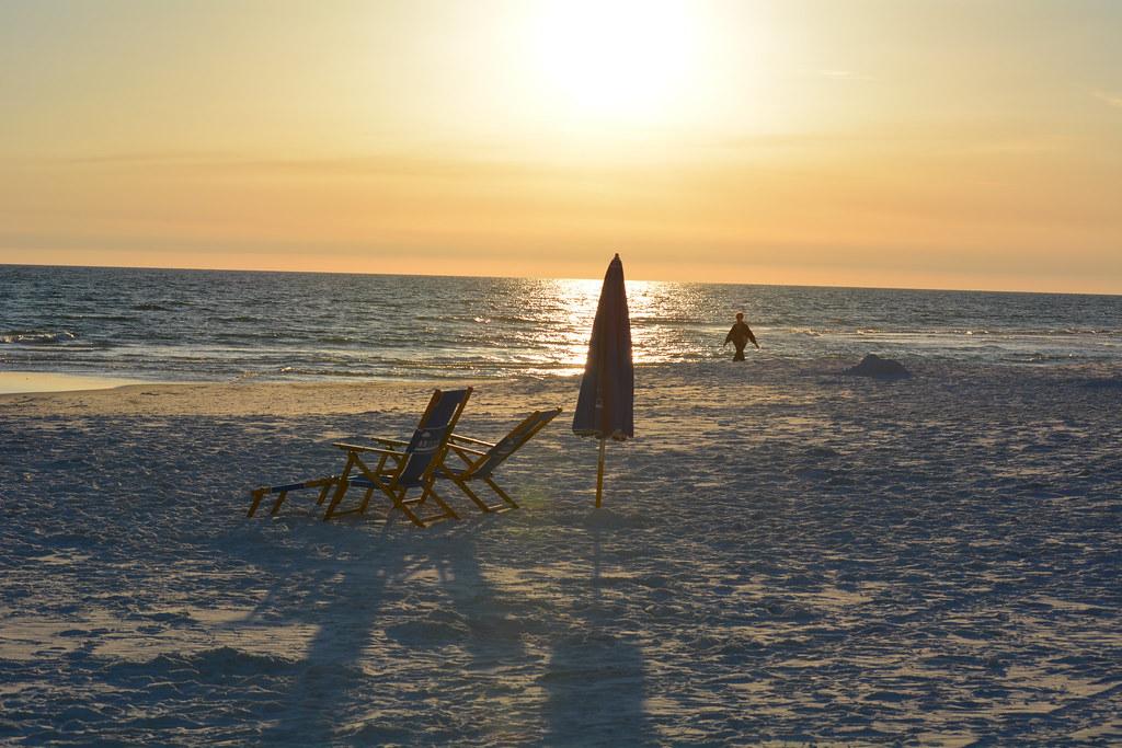 Seagrove Beach Sunset