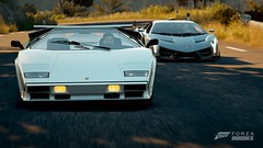 New/old Lamborghini (edwardrogers128) Tags: 2 cars playground horizon games simulation racing engines forza microsoft studios lamborghini motorsport turn10 xboxone