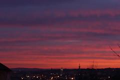 couchers de soleil  Limoges (philippejubeau) Tags: soleil coucher philippe limoges jubeau