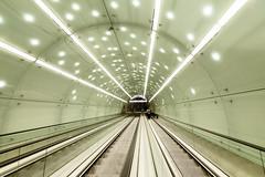 Stacja metra witokrzyska (jakubczyk.piotr) Tags: city underground metro warsaw m2 warszawa