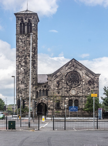Sinclair Seamen's Church Is Located In The Dockland Area Of Belfast Known As Sailortown REF-102885