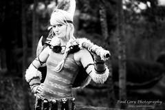 Astrid - My Forest (B&W) (Paul Cory) Tags: lighting camera winter portrait people blackandwhite woman tree forest season lens costume afternoon unitedstates availablelight northcarolina boulder astrid weapon axe cloak cosplayer concord onlocation sciencefictionconvention strobe geolocation postprocessing fujicamera timeofday cabarruscounty naturalfeature niksoftware exif:make=fujifilm camera:make=fujifilm fujilens canon430exii canonstrobe howtotrainyourdragon ichibancon exif:aperture=28 silverefexpro2 colorefexpro4 fujifilmxt1 exif:isospeed=200 camera:model=xt1 exif:model=xt1 ichibancon2015 fujifilmxf50140mmf28rlmoiswr exif:focallength=906mm kealynbyrne exif:lens=xf50140mmf28rlmoiswr