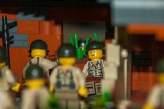 In and Around the Vineyard (SEdmison) Tags: oregon portland lego wwii worldwarii convention brickscascade brickscascade2015