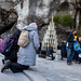 Ouverture de la Grotte aux pèlerins