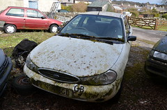 1998 Ford Mondeo LX TD (1/2) (MattLikesCars) Tags: 1998 ford mondeo lx td s934bdg