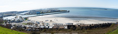 Vue panoramique sur Boulogne-sur-Mer (Aalex57) Tags: sea mer france port boulogne paysage nordpasdecalais plage nord panorma océan pasdecalais boulognesurmer photopanoramique