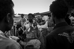 Street scenes | Pallavaram Friday Market (Jayanth Anuranjan) Tags: people blackandwhite india nikon market ngc incredible fridaymarket d3200 pallavaram chennaiweekendclickers mychennai cwc424