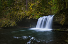 Upper Butte Falls (Sveta Imnadze.) Tags: nature oregon landscape scottsmills upperbuttefalls