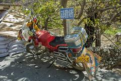 Moto tibétaine