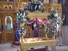 Επιτάφιος εκκλησίας Αγίου ΑλεξίουDSC03775 (amalia_mar) Tags: λουλούδια εκκλησία ελλάδα λευκό άνοιξη πάσχα μωβ επιτάφιοσ μπαρασκευή αγαλέξιοσ αίγιοαχαϊα