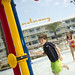 "Universal Orlando's fourth on-site hotel, Universal's Cabana Bay Beach Resort is now open! The retro-inspired hotel features incredible amenities for endless family fun including a 10,000 sq. ft. zero-entry pool with iconic dive tower waterslide, 10-lane • <a style=""font-size:0.8em;"" href=""https://www.flickr.com/photos/76781152@N08/16982839915/"" target=""_blank"">View on Flickr</a>"