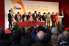 Encontro da Distrital de Braga do PSD