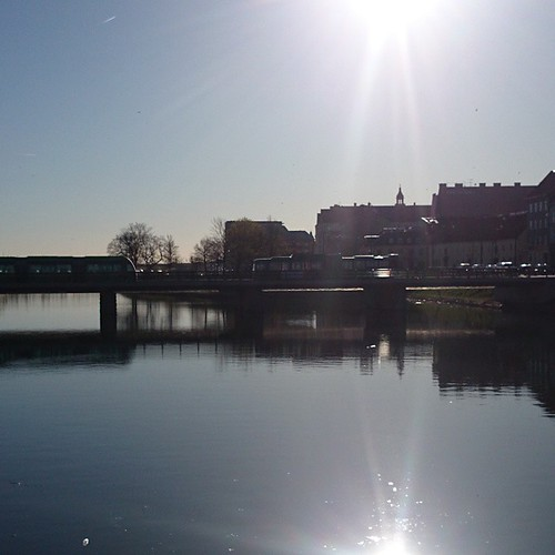 Malmö morning #visitmalmo #enjoysweden