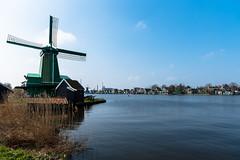 grne Windmhle (swissgoldeneagle) Tags: holland green netherlands windmill d750 grn gruen zaanseschans noordholland niederlande zaandam windmhle windmuehle