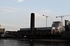 Tate Modern. (Joka.) Tags: park uk greatbritain bridge london nikon unitedkingdom londoneye bigben payphone londontower joka rollofhonor       d3100 nikond3100