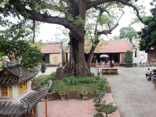 """chợ Mõ, làng Mõ, chùa Mõ, đền Mõ… ra đời và truyền đến ngày nay. Công chúa Quỳnh Trân được mọi người trong vùng gọi với tên trìu mến """"Bà chúa Mõ""""."""