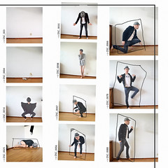 contact sheet WEIRDO (NeverTheGroom) Tags: wood stilllife white black color clock feet hat lines collage bar closet square gold grey words jump jumping toes floor dancing legs doubleexposure buttons letters thenetherlands tshirt jeans vogue cap frame barefoot arrow contactsheet seethrough woodenfloor outlet davey socket francescawoodman